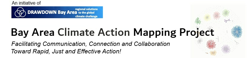 Bay Area Climate Action Mapping Project