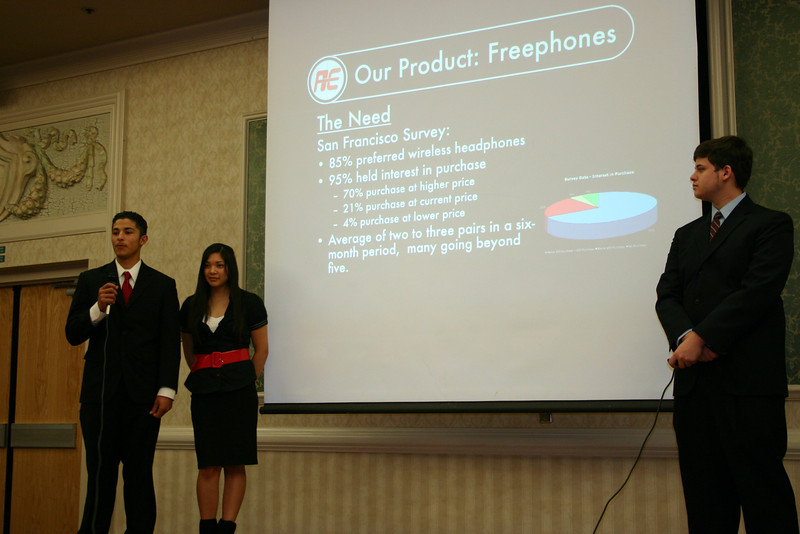 Business Plan Competition: Pitching for $$ Millions